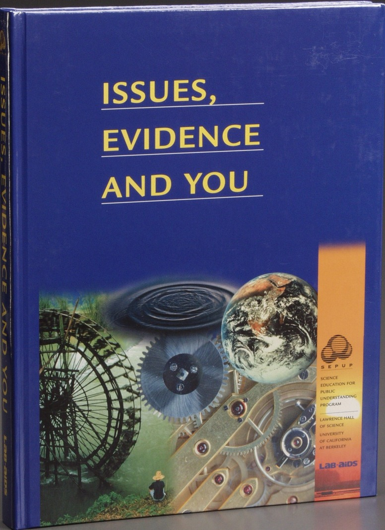 Issues, Evidence & You