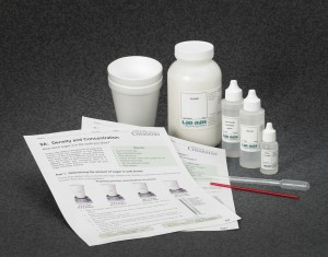TEXAS Chemistry Review: Solutions EXPAND-A-KIT