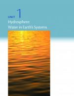 EDC Earth Science Introduction and Unit 1 - Hydrosphere: Water in Earth's Systems