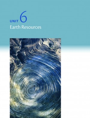 EDC Earth Science Unit 6 - Earth Resources