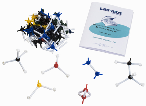 Individual Basic Student Molecular Model Set