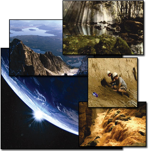 Earth and You DVD (created by the American Geological Institute)