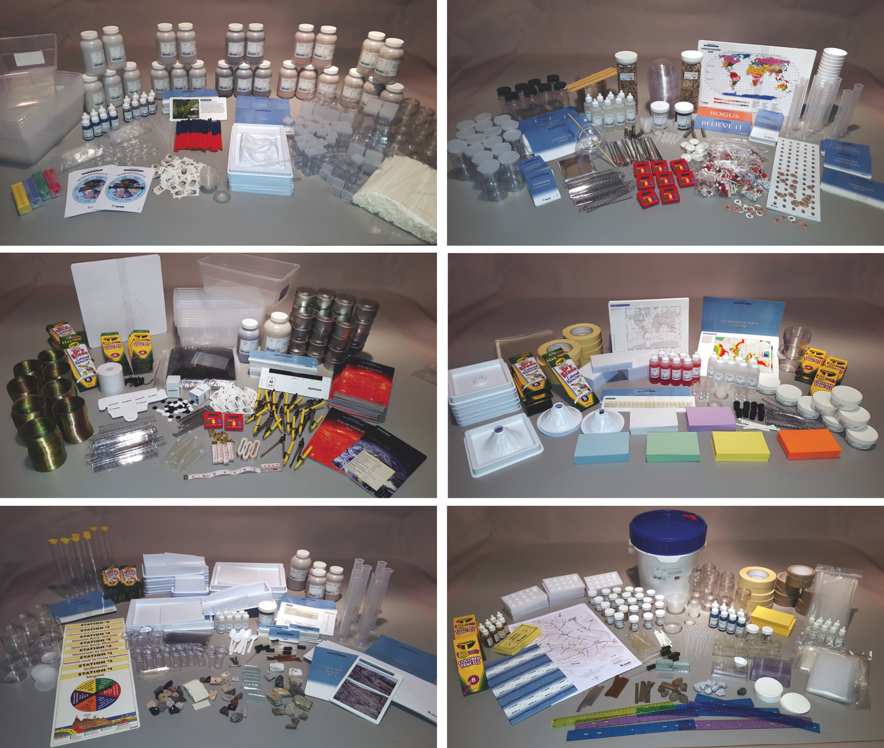 EDC Earth Science Complete Equipment Package
