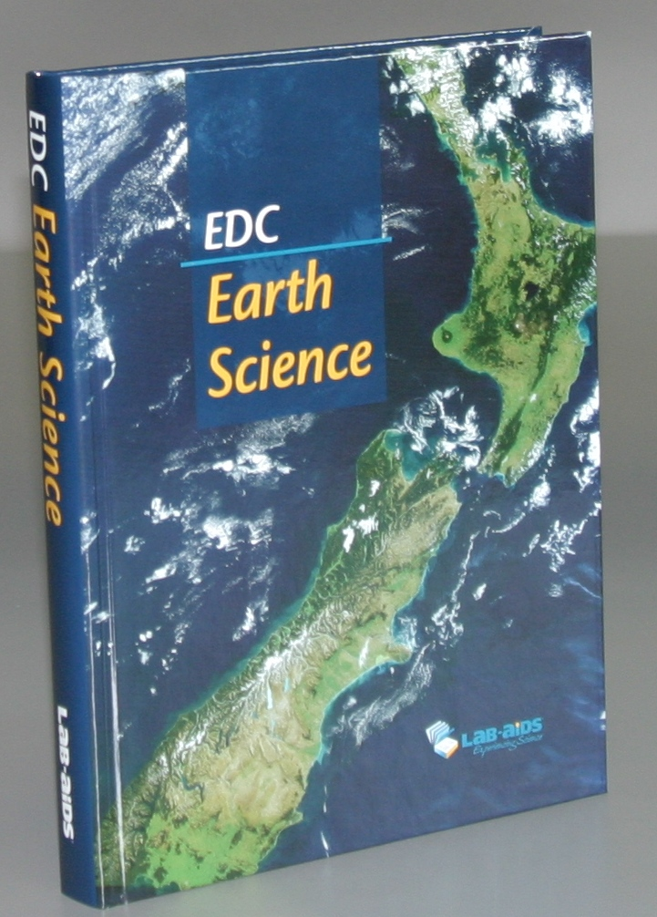 EDC Earth Science Student Book, Hardcover