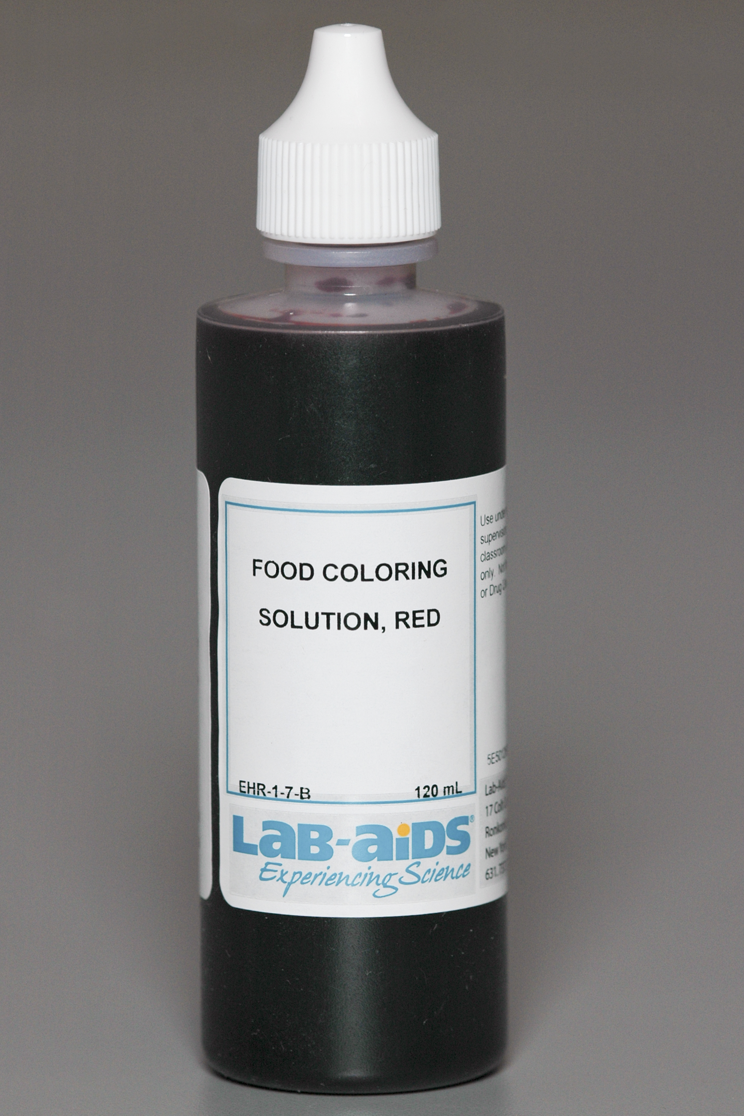 Food Coloring solution, red, 120 mL (Bulk Refill)