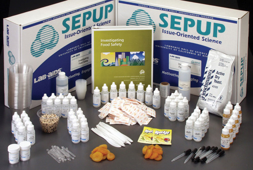 Investigating Food Safety (Developed by SEPUP)
