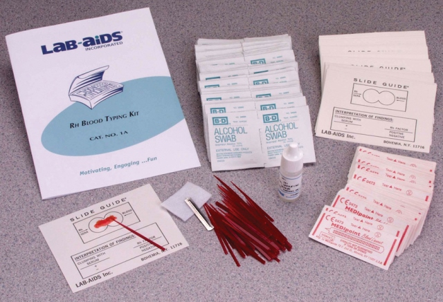 Rh Blood Typing