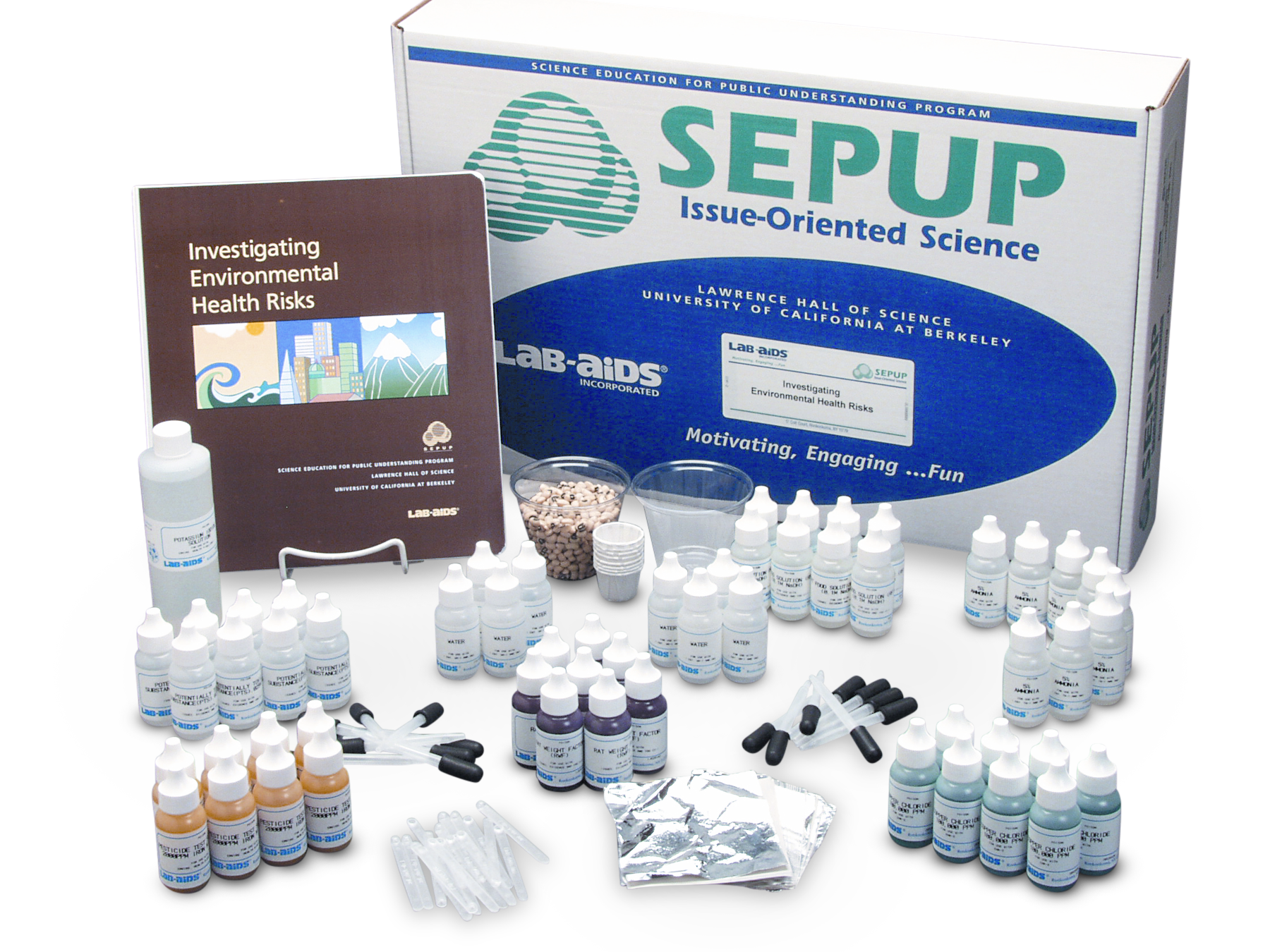 Investigating Environmental Health Risks (Developed by SEPUP)