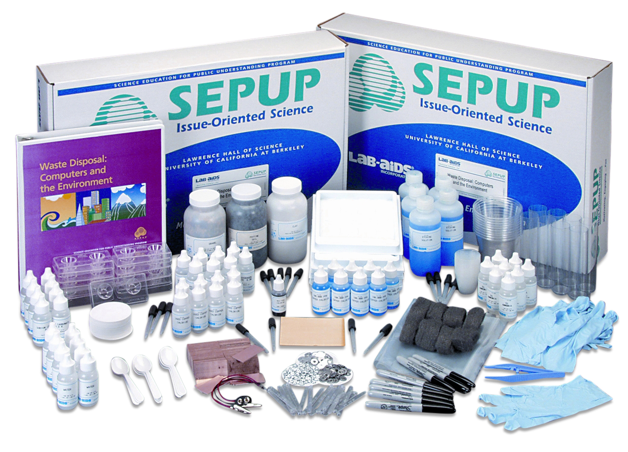 Waste Disposal: Computers and the Environment (Developed by SEPUP)