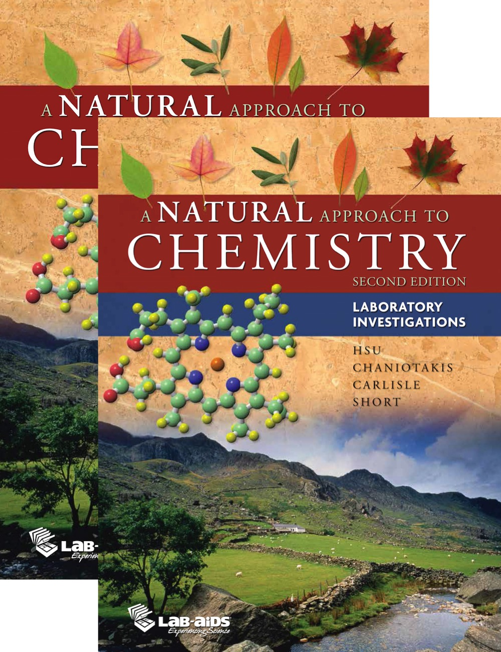 A Natural Approach to Chemistry, Second Edition Student Book Bundle