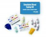 Simulated ABO Blood Typing