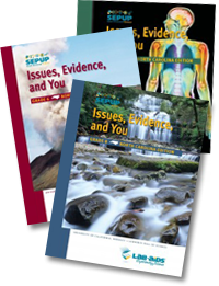 Issues, Evidence, and You, 6th-8th Grade